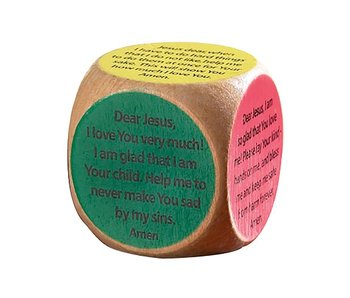 Creative Brands Children's Prayer Cube