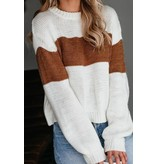 Esley Cozy chic simply knit sweater