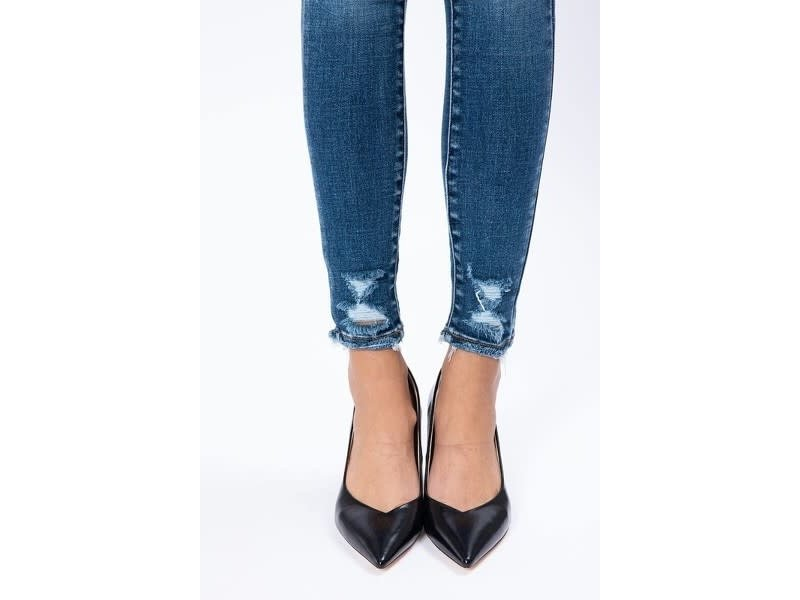 Kan Can Kan Can -HIGH RISE R&B SKINNY JEANS