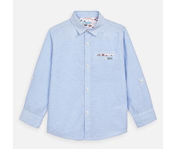 Mayoral Mayoral -boys LS dress shirt