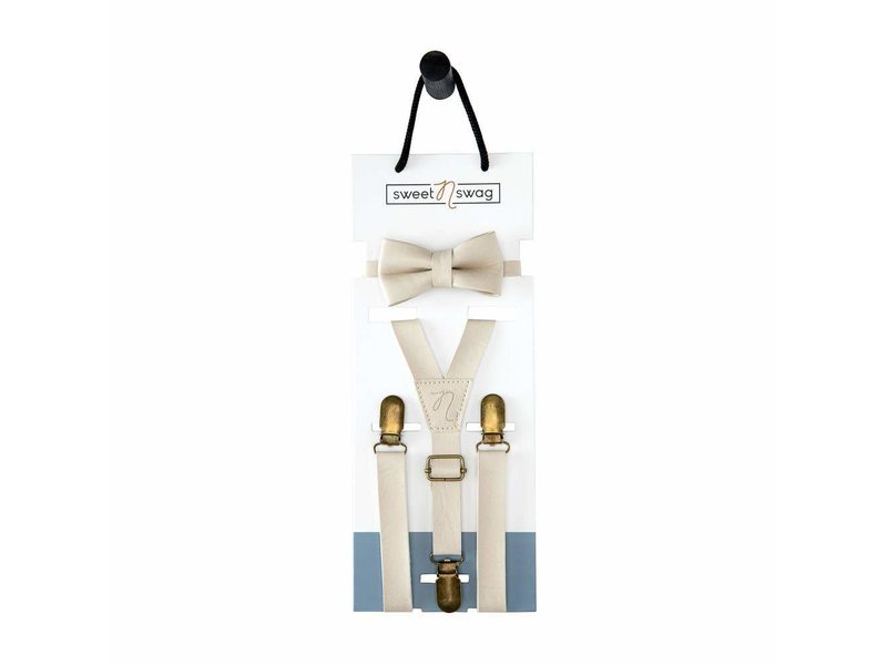Baby boy  Suspender & Bow Tie Set