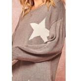 Promesa USA Star sweater dress