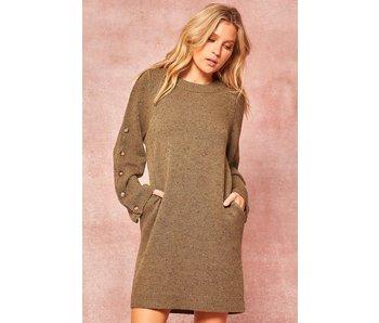 Promesa USA Mini sweater dress