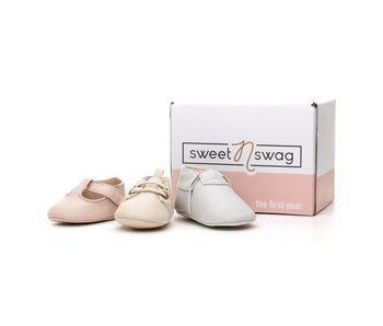 MOX BOX  The First Year baby shoes