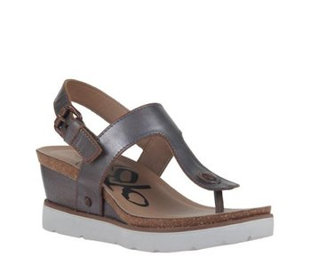 OTBT Boathouse sporty wedge sandals