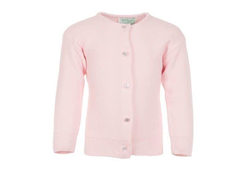 Julius Berger Girls Cotton Cashmere Cardigan