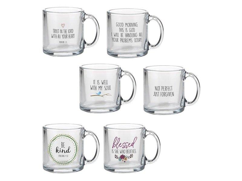 faithworks Glass Mug