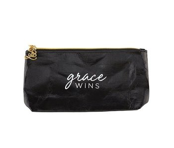 faithworks Grace wins -stadium insert or makeup bag