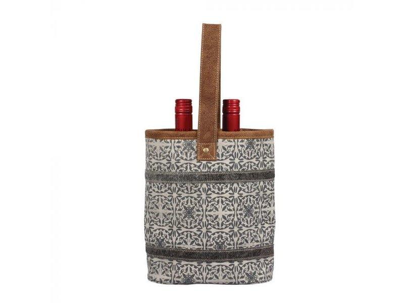 Myra Bags CLIQUE DOUBLE WINE BAG