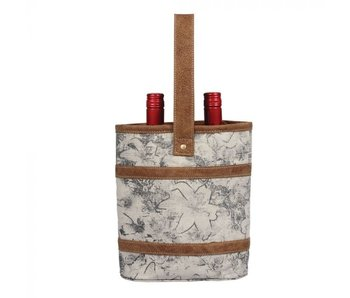 Myra Bags BLISS DOUBLE WINE BAG