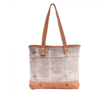 Myra Bags THE IRREGULAR TOTE BAG