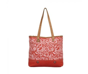 Myra Bags CHERRY TOTE BAG