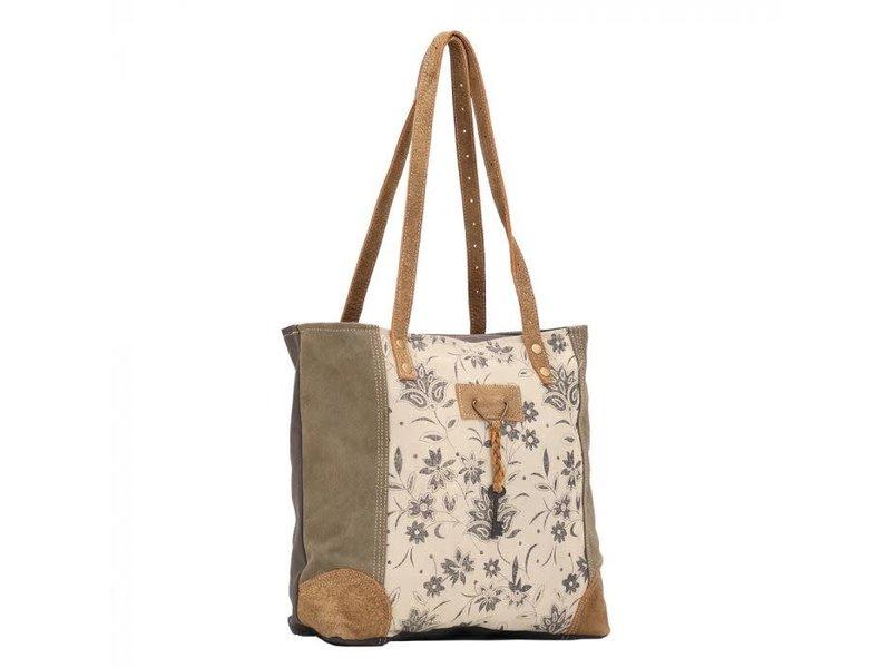 Myra Bags Unique Key Tote Bag