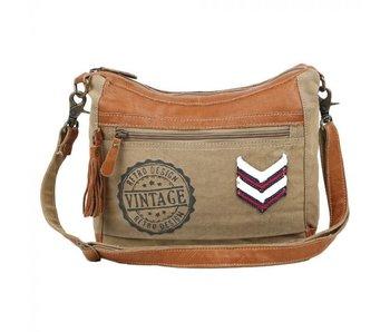 Myra Bags ARROW CLASSIC SHOULDER BAG