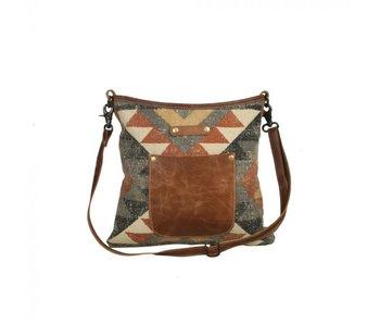 Myra Bags ANGLE – TANGLE SHOULDER BAG