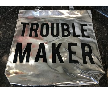 Santa Barbara Trouble Maker Platinum Tote