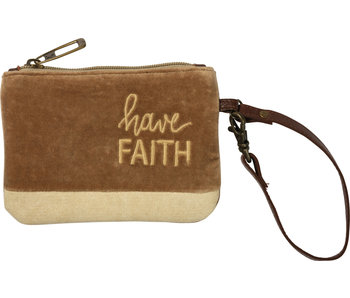 Primitives by Kathy Wristlet - Have Faith