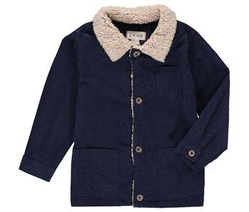 Me & Henry Navy Corduroy shirt/jacket