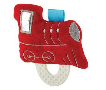 faithworks Train teether toy & socks set