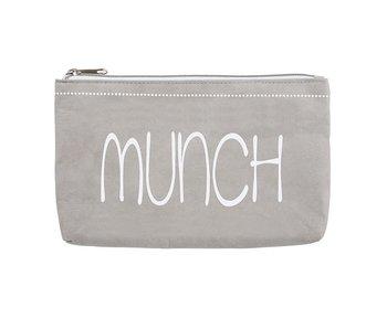 faithworks Munch Washable Paper Zip Pouch