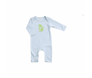 Magnolia Baby Perfect Prince applique playsuit -size NB