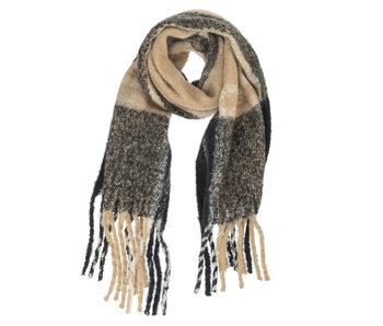 Arianna Plaid scarf