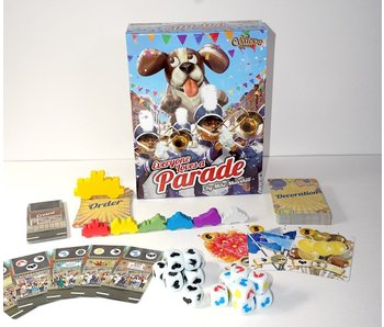 Calliope Games Board Game - Everyone Loves a Parade