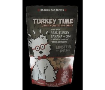 Einstein Pets 2 oz Bags Turkey Time cleverly crafted dog treats