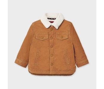 Mayoral Micro corduroy baby boys jacket -size 6M