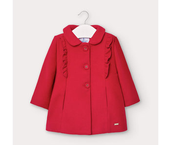 Mayoral Mayoral Coat baby girl -size 6M