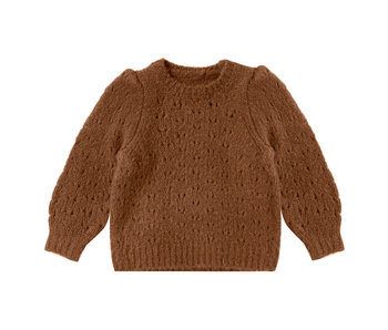 Rylee & Cru Balloon sweater -size 4-5Y
