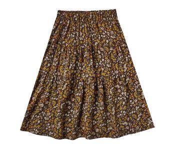 Rylee & Cru Rylee & Cru tiered midi skirt -size 4-5Y