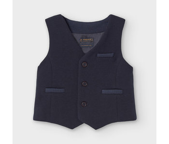 Mayoral Mayoral vest baby boy -size 6 M