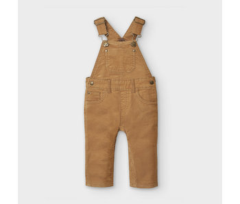 Mayoral Mayoral micro-corduroy overalls -size 6M