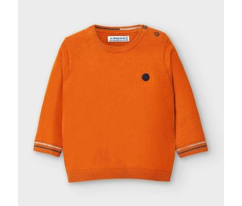 Mayoral Mayoral crew neck sweater baby boy -size 6M