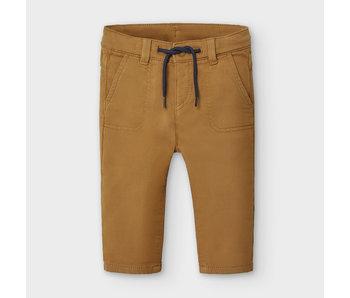 Mayoral Mayoral regular fit baby pants -size 6M