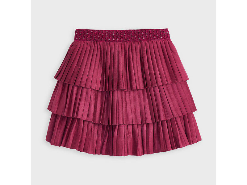 Mayoral Mayoral pleated skirt -size 4