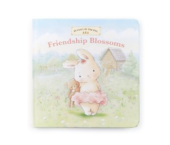 Bunnies by the Bay Friendship Blossoms board book