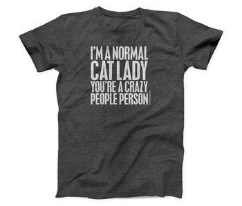 Primitives by Kathy Cat Lady T-shirt -size 2XL