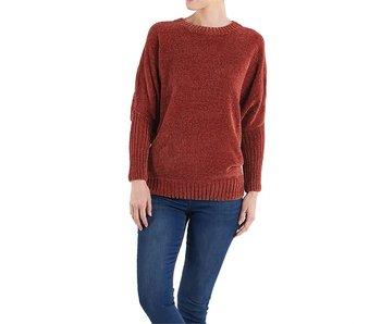 Coco & Carmen Posh chenille sweater