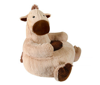 Stephan Baby Plush Chair - Horse