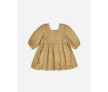 Rylee & Cru Rylee and Cru Gretta dress -size 6-12 M
