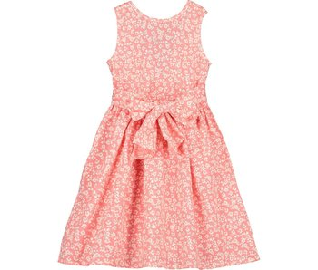 Vignette Vignette Jewel Dress in Coral