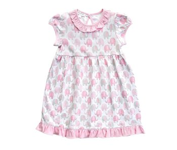 Magnolia Baby Magnolia Baby Elephant printed toddler Dress