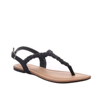 Madeline Madeline Charge Braided Thong Sandal