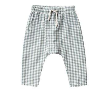 Rylee + Cru Rylee + Cru Gingham pant -size 6-12M