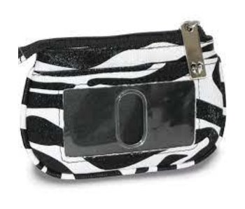 Divinity Zebra Coin Purse