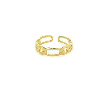 Maya J Figaro Chain Ring