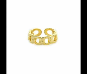 Maya J Curb Chain Ring