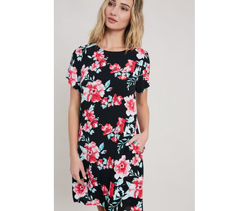EE:Some Water Color Floral Dress